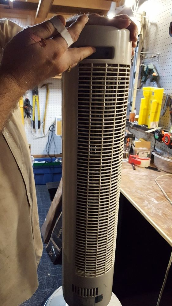 how to know if your fan needs cleaning