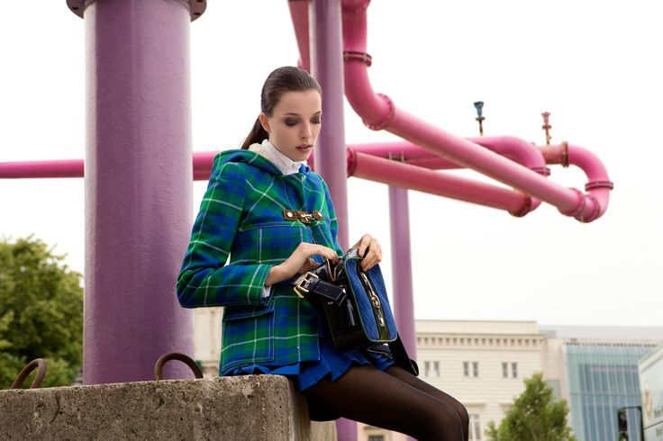 Fay City Diaries features the Women's Fall - Winter 2013/14 collection with the seductive backdrop of Berlin. Montgomery. http://www.fay.com/it/city-diaries/berlino?country=it