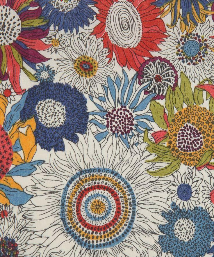 Small Susanna C Tana Lawn, Liberty Art Fabrics. Shop our extensive range of Liberty Print Fabrics now at Liberty.co.uk