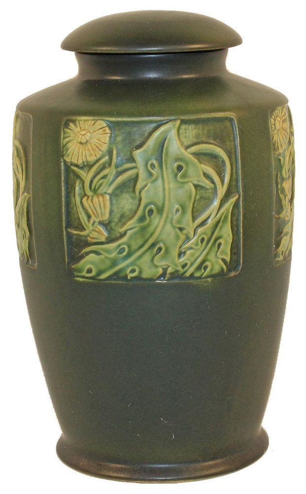 414 best images about arts crafts art pottery for Arts and crafts vases pottery