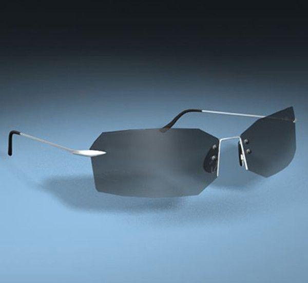 Lightwave Agent Smith Shades - 3D Model