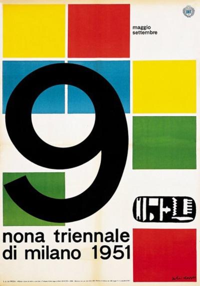Manifesto Triennale 1951