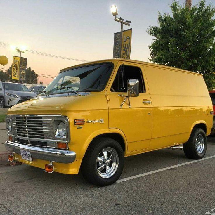73 best Vans - GM - images on Pinterest | Custom vans, Chevrolet ...