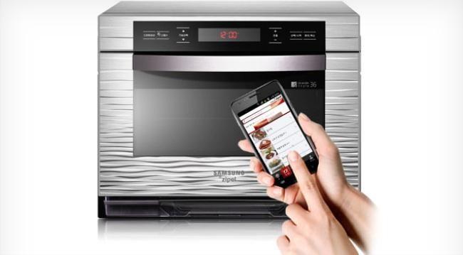 #diseño de #cocinas Como usar tus dispositivos moviles en la cocina linea 3 cocinas #madrid #ciempozuelos http://www.linea3cocinas.com/e-359-utiliza-tu-telefono-movil-o-tableta-electronica-en-tu-cocina