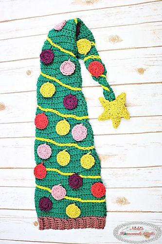 101 besten Crochet Christmas Patterns Bilder auf Pinterest ...