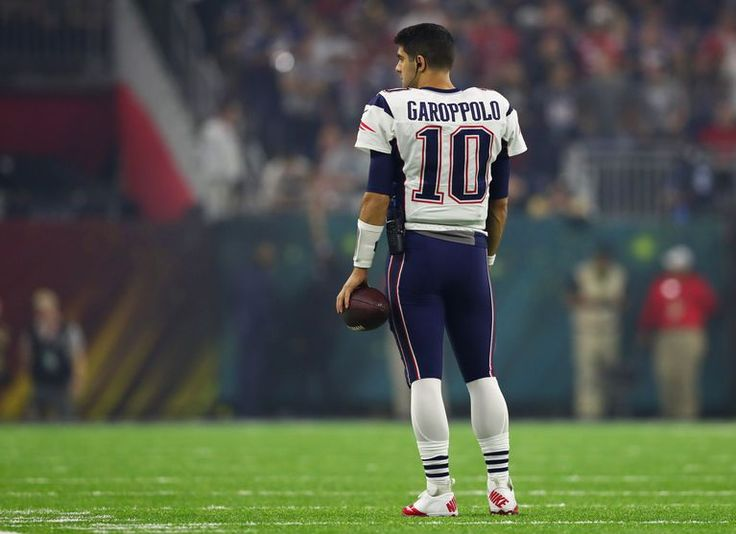 Colin Cowherd: Trading Jimmy Garoppolo could land the Patriots a fortune | FOX Sports
