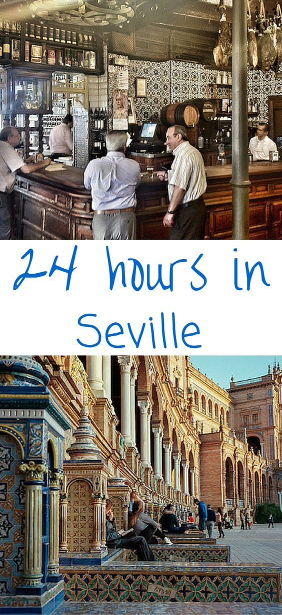 While Seville is a city that you could stay in for weeks and still not explore every corner, the good news is that 24 hours in Seville is enough to at least give you a good taste of what there is to see and do. Following our quick guide on how to spend 24 hours in Seville means you will drinks the right drinks, eat the right foods, and see the most important sights while you are at it! So let's begin a whirlwind visit to Seville!  http://devoursevillefoodtours.com/24-hours-in-seville/