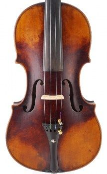 Antique violin from Cremonae auction portal