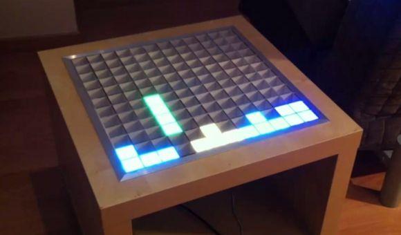 IKEA LED Table Mod Doesn't LACK Awesome
