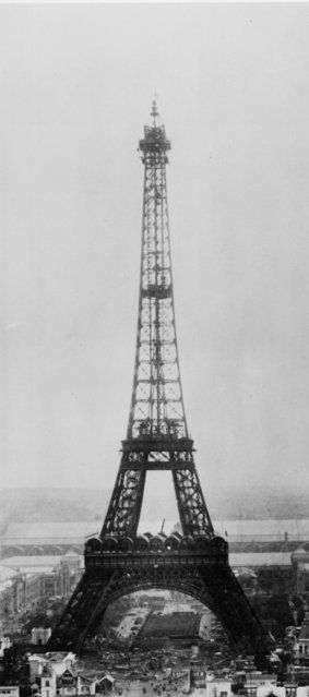Alexandre Gustave Eiffel And His Tower