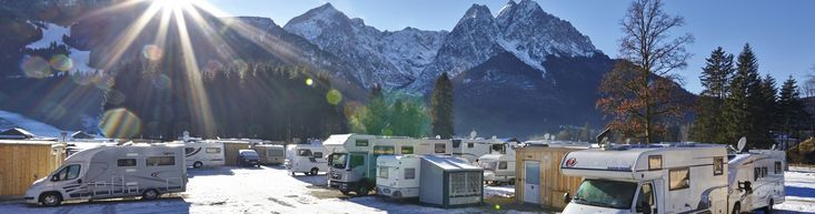 5 Sterne Camping Resort Zugspitze | Garmisch-Partenkirchen - Bayern