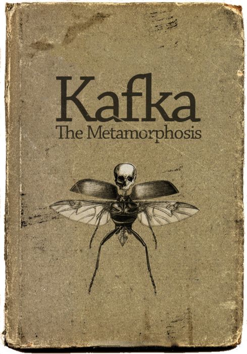 Earlier edition of Metamorphosis: Worth Reading, Ap English, Books Worth, Books Design, Shorts Stories, Franz Kafka, Metamorphosis, Covers Art, Books Covers Design