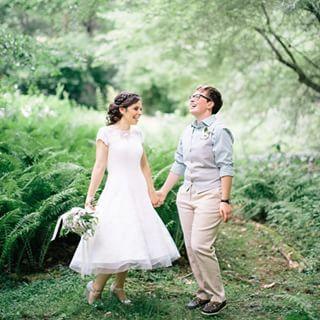 27 photos de mariage lesbiens qui vous redonneront foi en l'amour
