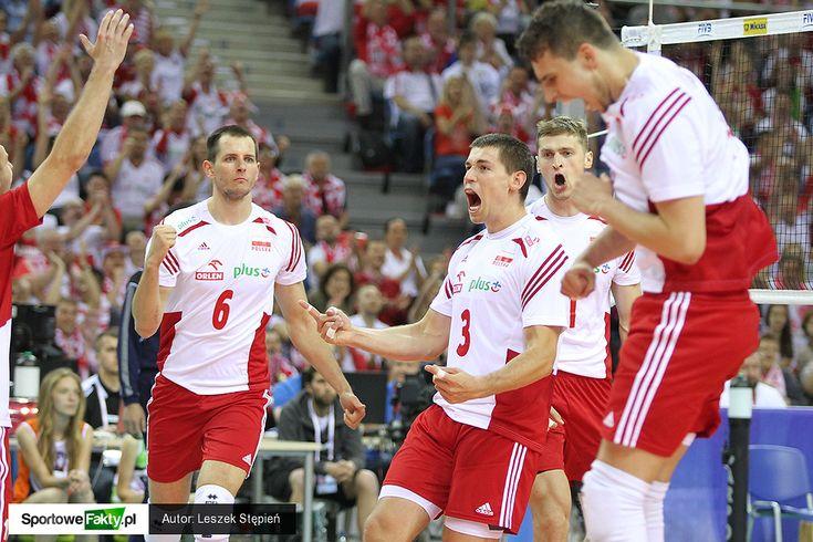 Liga Światowa: Polska - Brazylia 3:1 - Galerie zdjęć - Siatkówka - SportoweFakty.pl