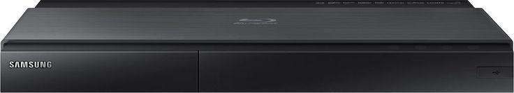 Samsung - BD-J7500/ZA - Streaming 3D Wi-Fi Built-In Blu-ray Player with UHD 4K Upscaling - Black