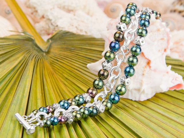 Curacao BraceletCuracao Bracelets, Bracelets Tutorials, Beads Bracelets, Jewelry Inspiration, Jewelry Design, Diy Jewelry, Crafts Jewelry, Beads Ideas, Caribbean Islands