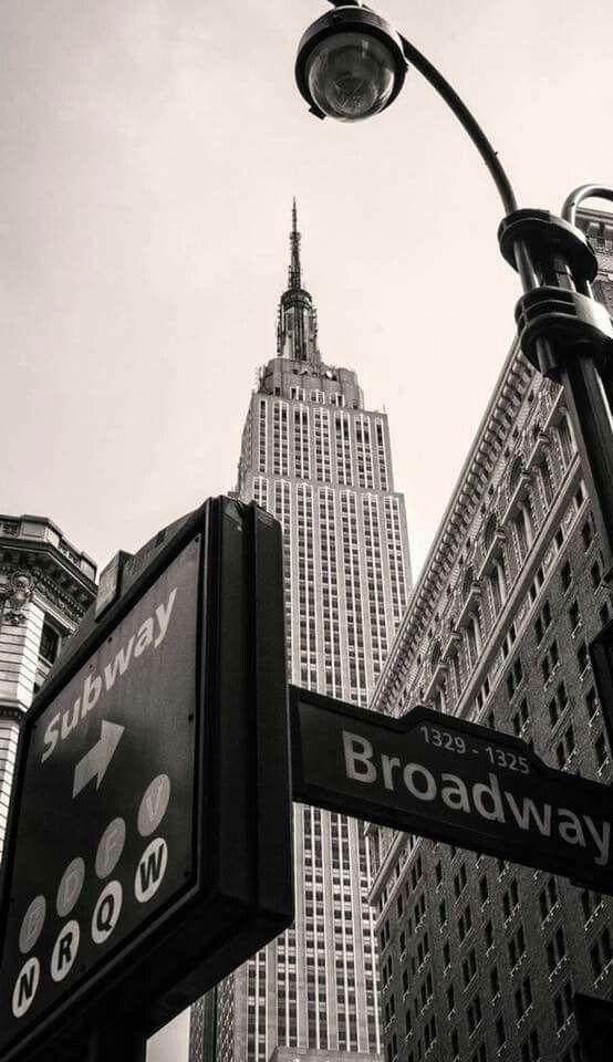Broadway NY