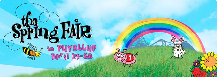 Spring Fair is a comin'! Tons of discounts for admission & free fun at the fair!