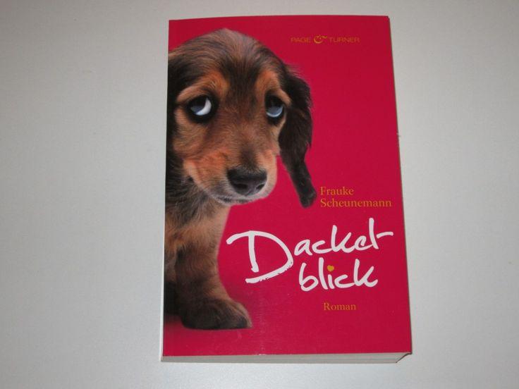 Dackelblick von Frauke Scheunemann