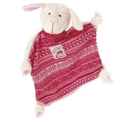 """SIGIKID Schnuffeltuch """"Schnuggi"""" - dieses kuschelige Schmusetuch mit trendigem Muster wird der liebste Begleiter ihres Kindes sein! ♥"""