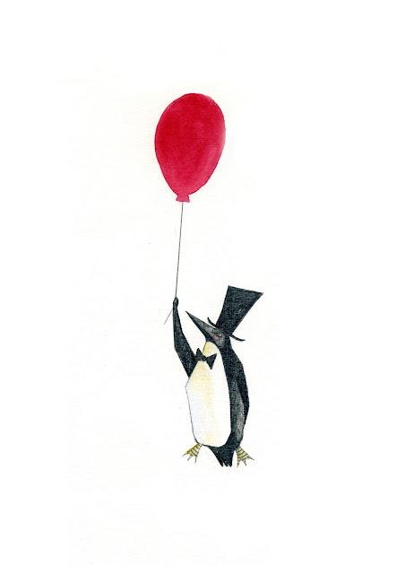 How pinguins fly (Karina Bækkelund)