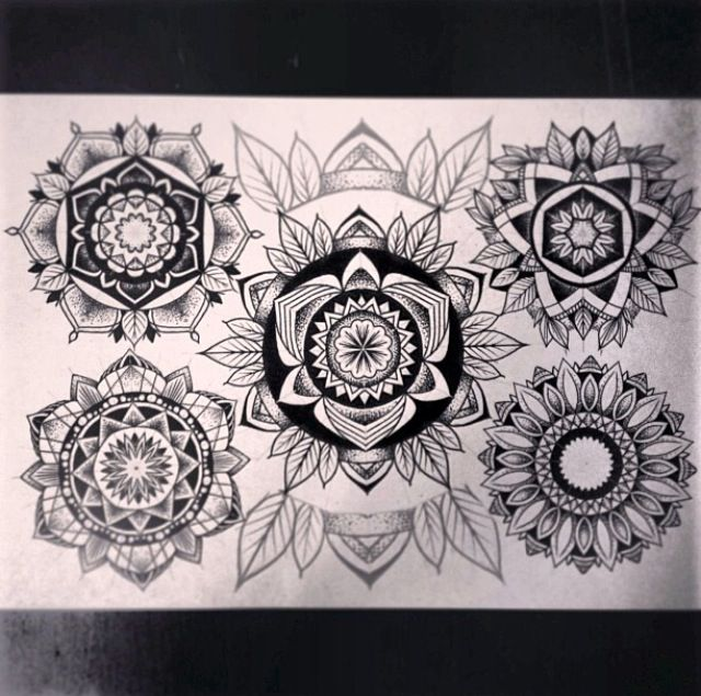 Artwork by Alex Tabuns - tattoo idea