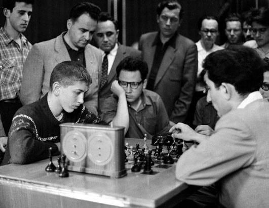 Fischer vs Petrosian