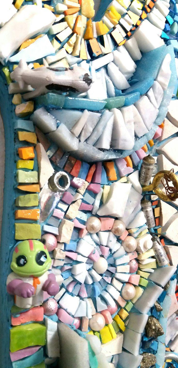 #mosaic_menossi #mosaicodinamco Detail