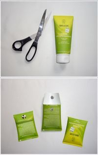 Reusing Shampoo Bottles | ecogreenlove