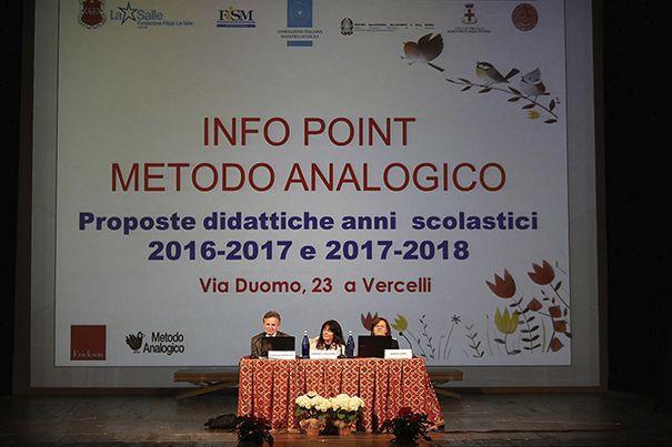 Camillo Bortolato - Metodo Analogico