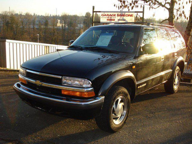 CHEVROLET Blazer 4.3 V6 4x4 Autotrac Pack E, Petrol, Second hand/used, Automatic