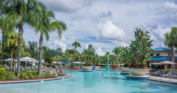 Lekker zonnen kan natuurlijk ook in een luxe resort.