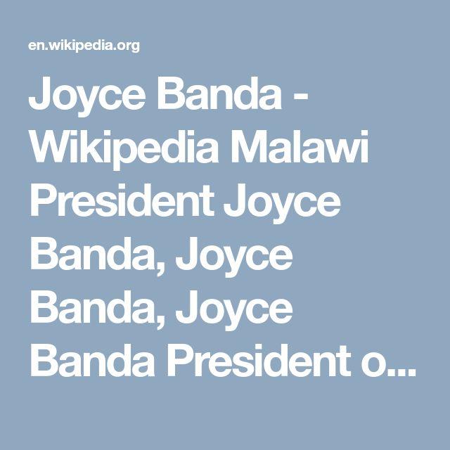 Joyce Banda - Wikipedia Malawi President Joyce Banda, Joyce Banda, Joyce Banda President of Malawi, DR. Joyce Banda Malawi, Joyce Banda Arrest, Joyce Banda Wanted, Joyce Banda Malawi, President Joyce Banda #JoyceBandaArrest, #JoyceBandaWanted, #JoyceBanda, #JoyceBandaMalawi