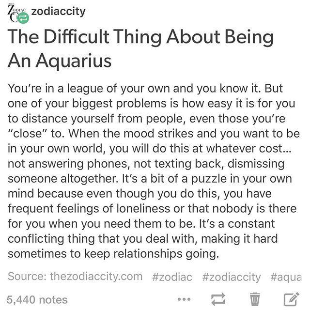 Tag an #Aquarius | www.thezodiaccity.com | www.zodiaccityshop.com | #zodiac #zodiaccity