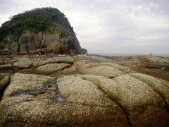 兵庫県香美町にある今子浦海岸は映画ノルウェイの森のロケ地となったことで有名 千畳敷と呼ばれる岩礁と白砂の砂浜が広がっており景観が美しいことで知られています 潮風も気持ちいいおすすめスポットです tags[兵庫県]
