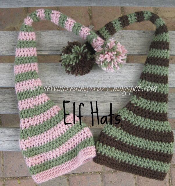 Newborn Elf Hats: Incredibly Crazy, Crochet Hats Scarfs Clothes, Santa Elf Hats, Crochet Elf, Baby Hats, Sew Incredibly, Newborn Toddler Hats, Newborn Elf, Children S Hats