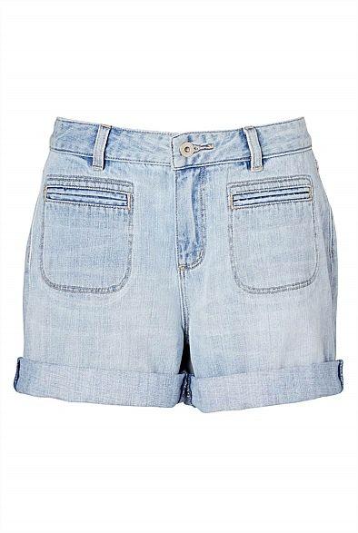 Denim Shorts #WITCHERYSTYLE