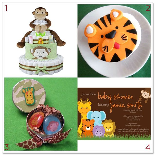 1000+ Images About Zoo Babyshower On Pinterest