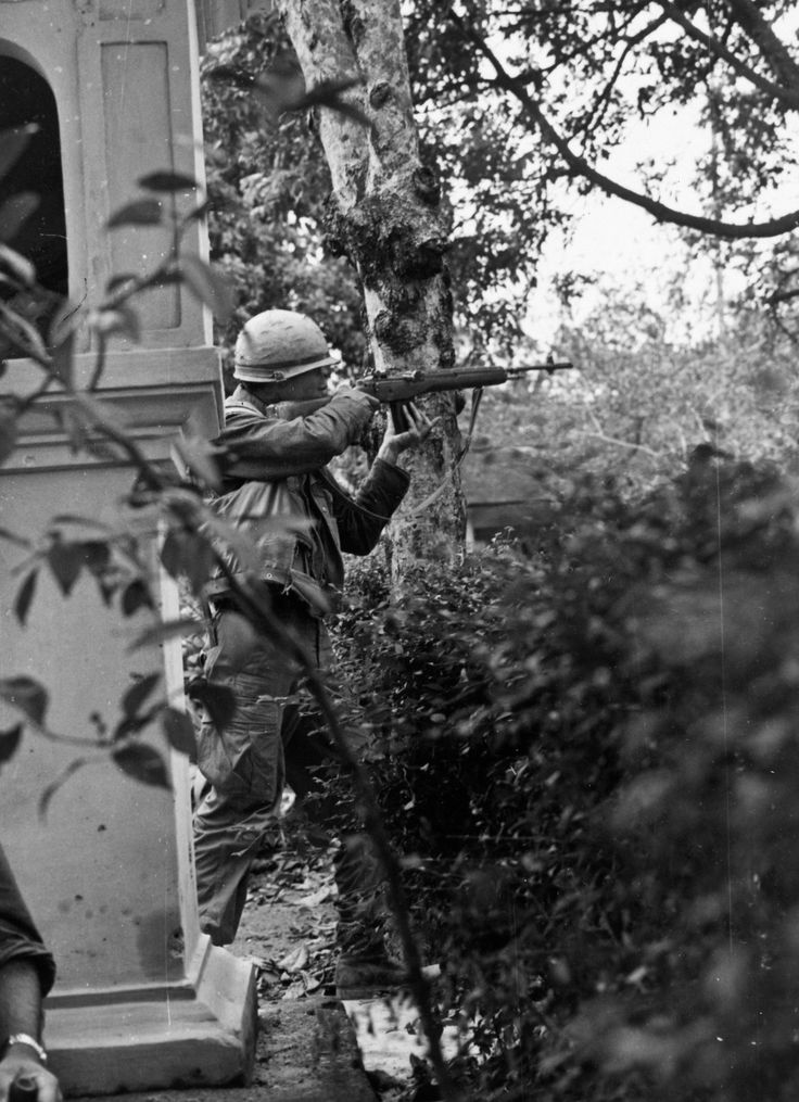 the importance of the january 1968 tet offensive in the vietnam war Reporter dan southerland covering fighting in vietnam in may 1968  when  they launched their nationwide offensive at the end of january, 1968:  have a  major impact: when walter cronkite of cbs concluded that the war.