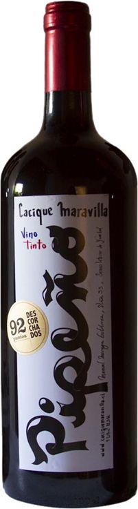 Cacique Maravilla Pipeño País - Indie Wineries | Indie Wineries