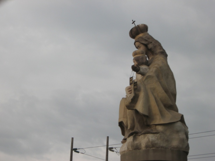 Statue of Virgin Mary Statue, Greek statue, Virgin mary