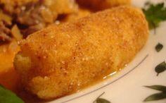 Croquettes belges de pommes de terre