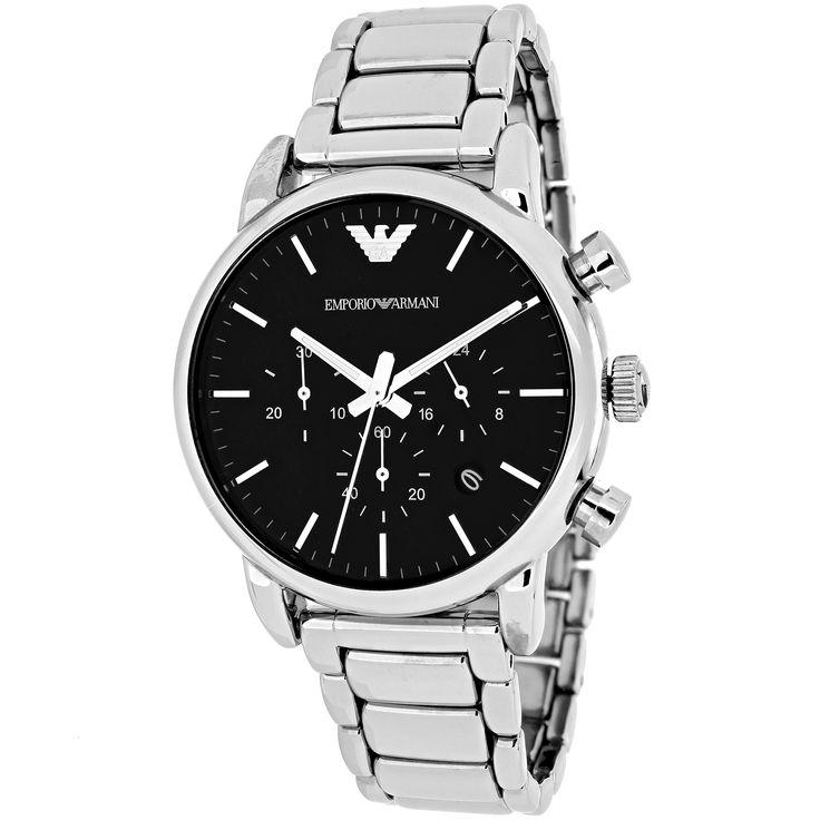 Emporio Armani Men's AR1894 'Classic' Chronograph Watch