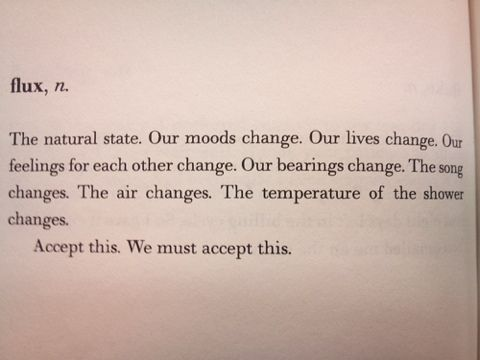The Natural State ... Flux