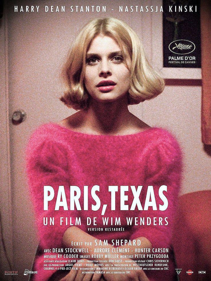 """""""Paris, Texas"""" (1987) - by Wim Wenders."""