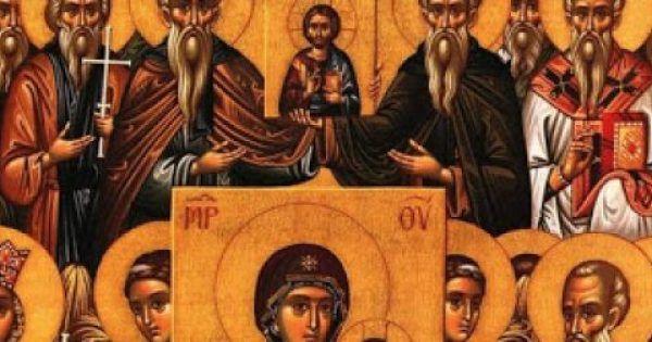 Σήμερα Κυριακή, 5 Μαρτίου, Α' Κυριακή των Νηστειών, εορτάζεται πανορθοδόξως η αναστήλωση των Ιερών Εικόνων, η οποία καθιερώθηκε το 843 από την Αυτοκράτειρα