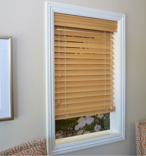 "Blindsgalore® 2"" Hardwood blinds"