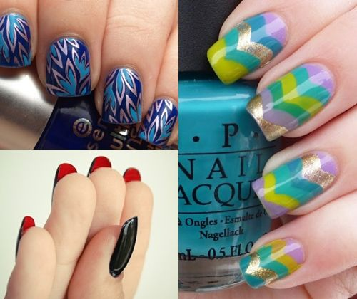 154 best nails images on pinterest nail art braids and colors prinsesfo Gallery