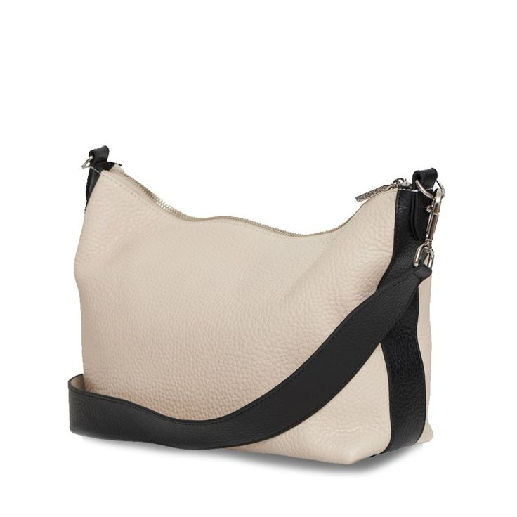 Decadent- 498 Two Tone Baby Hold All Cream/ Black