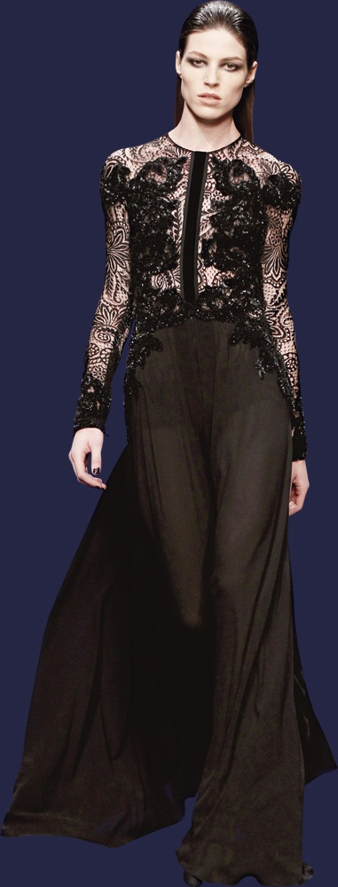 #ELIE SAAB - Ready-to-Wear - Fall Winter 2013-2014